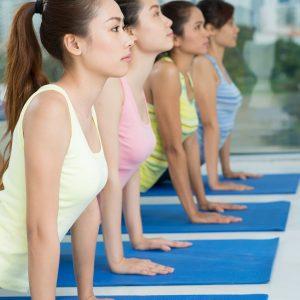 8 exercices de stretching