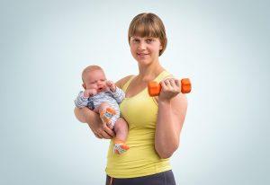 maux de dos après accouchement
