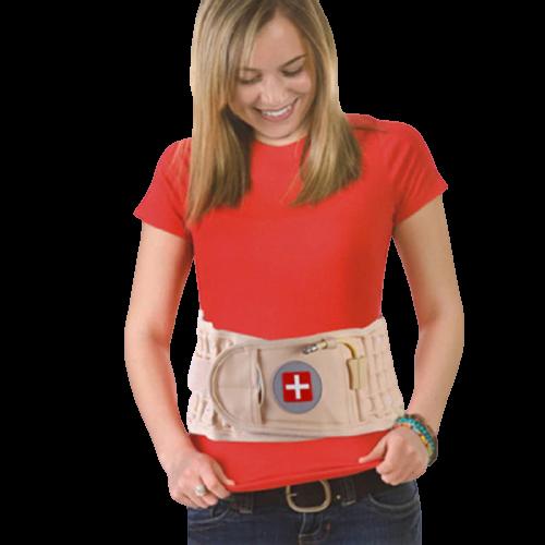 ceinture lombaire porté