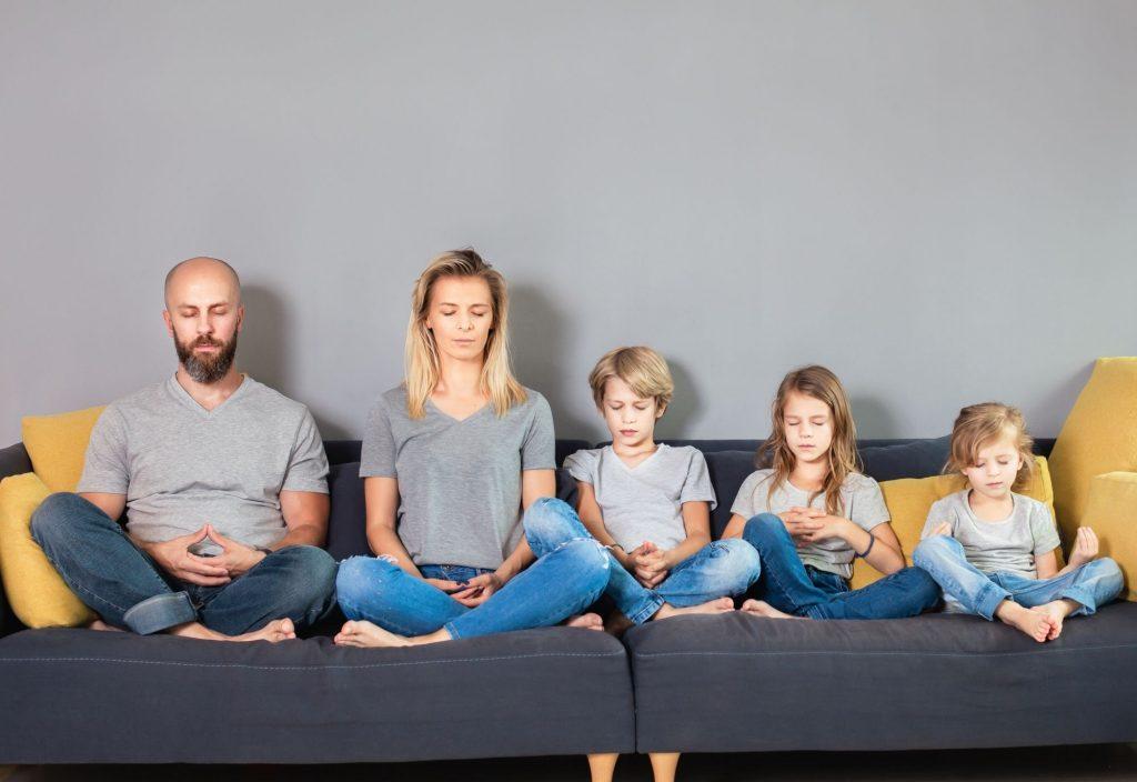 hormone du bonheur - yoga