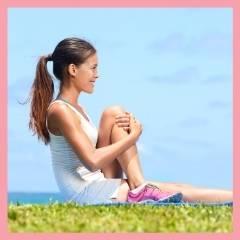 L'étirement des fessiers, des fesses et des muscles piriformes