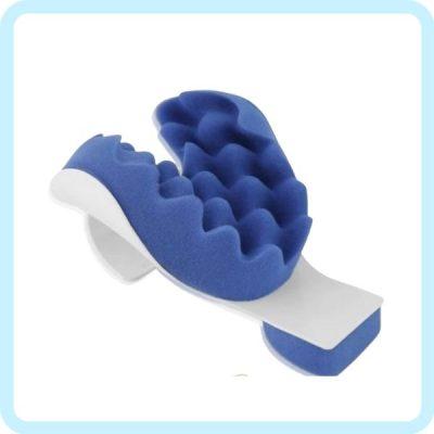 Coussin cervical ergonomique