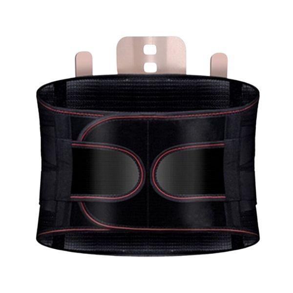 corset de soutien lombaire - noir