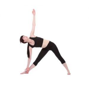 hernie discale - triangle yoga