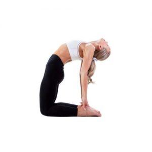 yoga - comment faire la pose du chameau