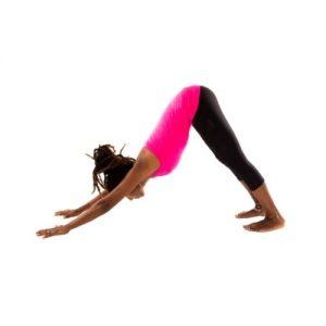 pose du chien tete en bas - yoga