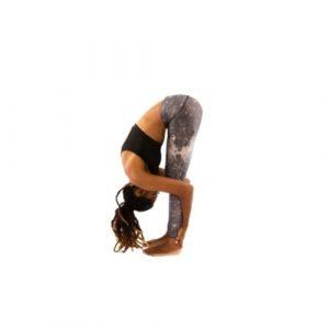 8. La flexion debout